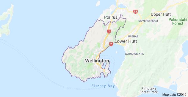 wellington mappa
