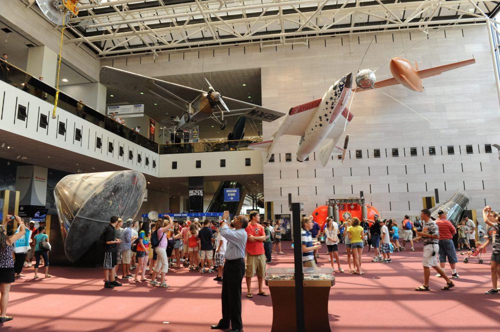 National Air&Space Museum di Washington