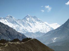 montagna più alta del mondo