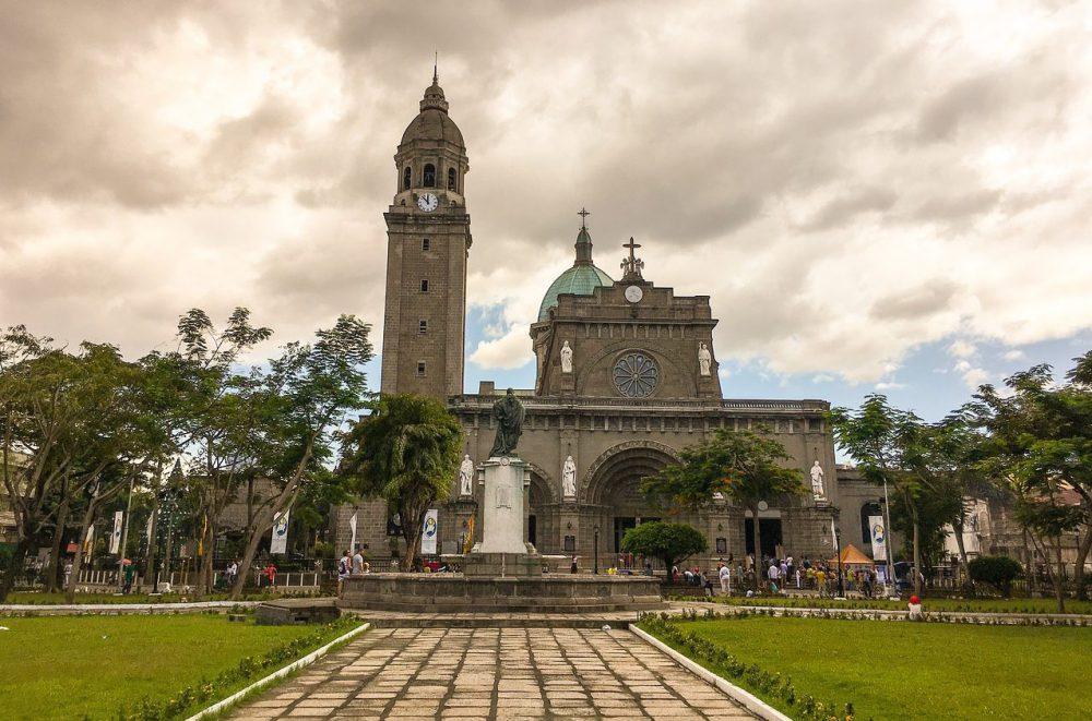 cattedrale di manila