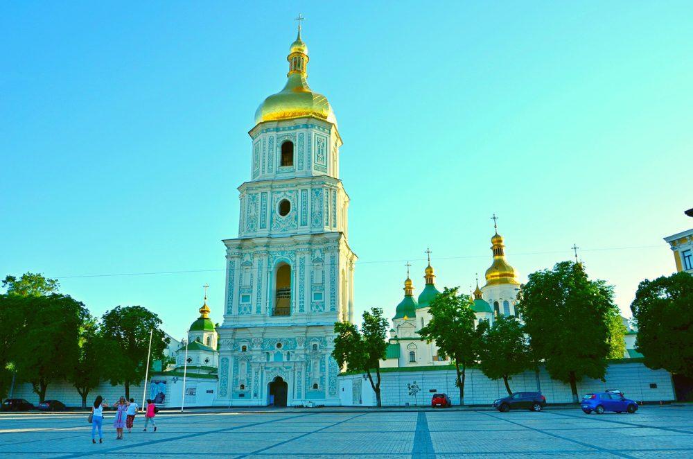 cattedrale di santa sofia kiev