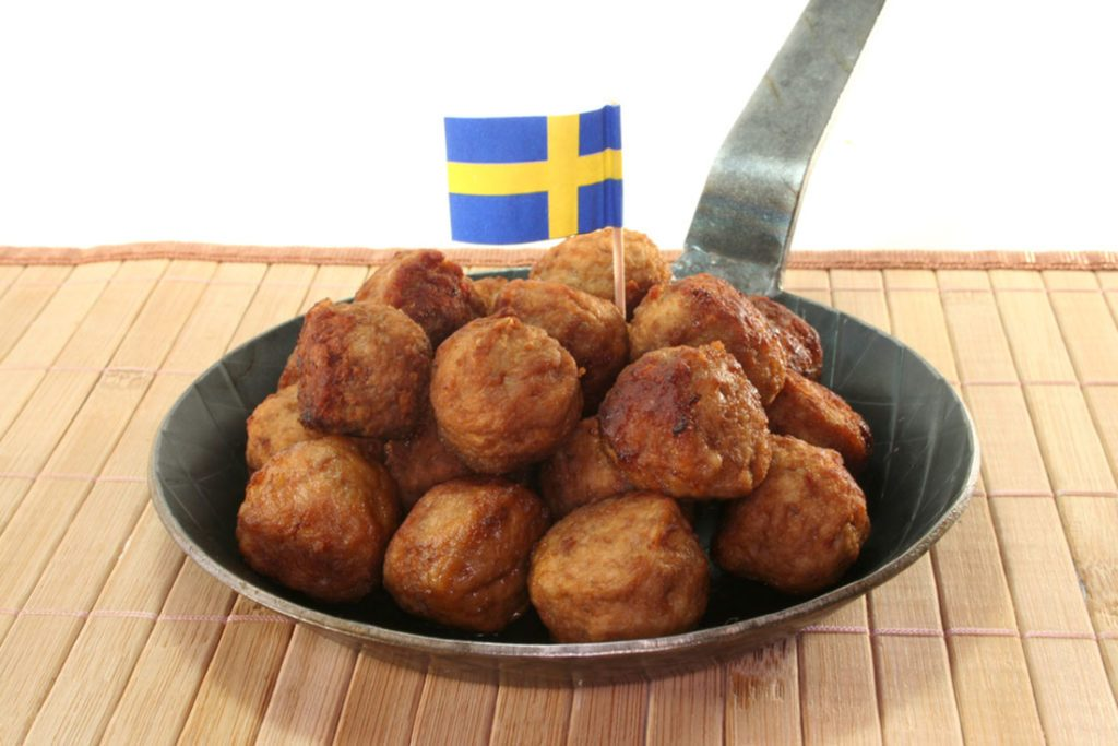 polpettine svedesi