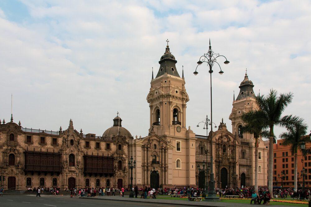 centro storico di lima