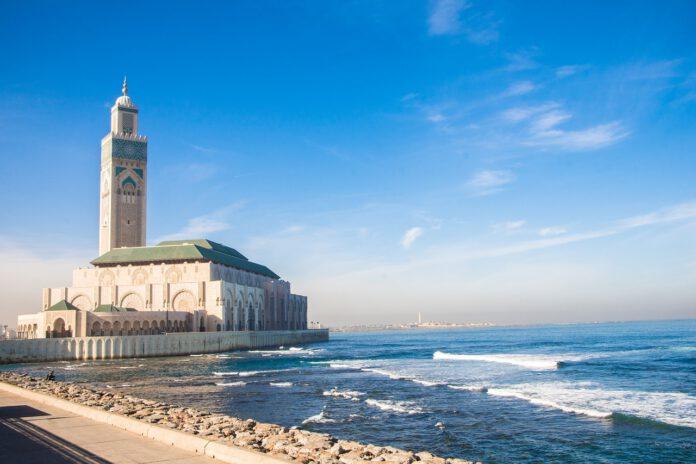 moschea mohammed II Casablanca