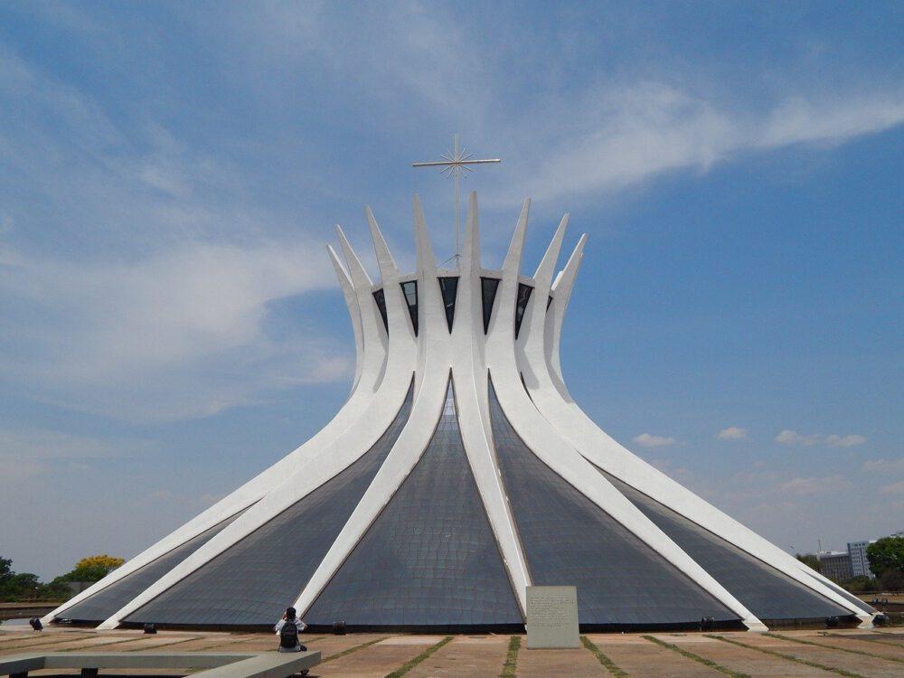 cattedrale metropolitana di brasilia