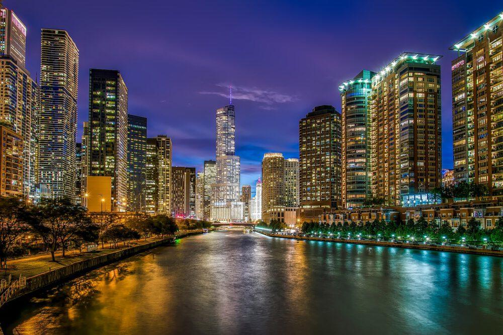 chicago grattacieli