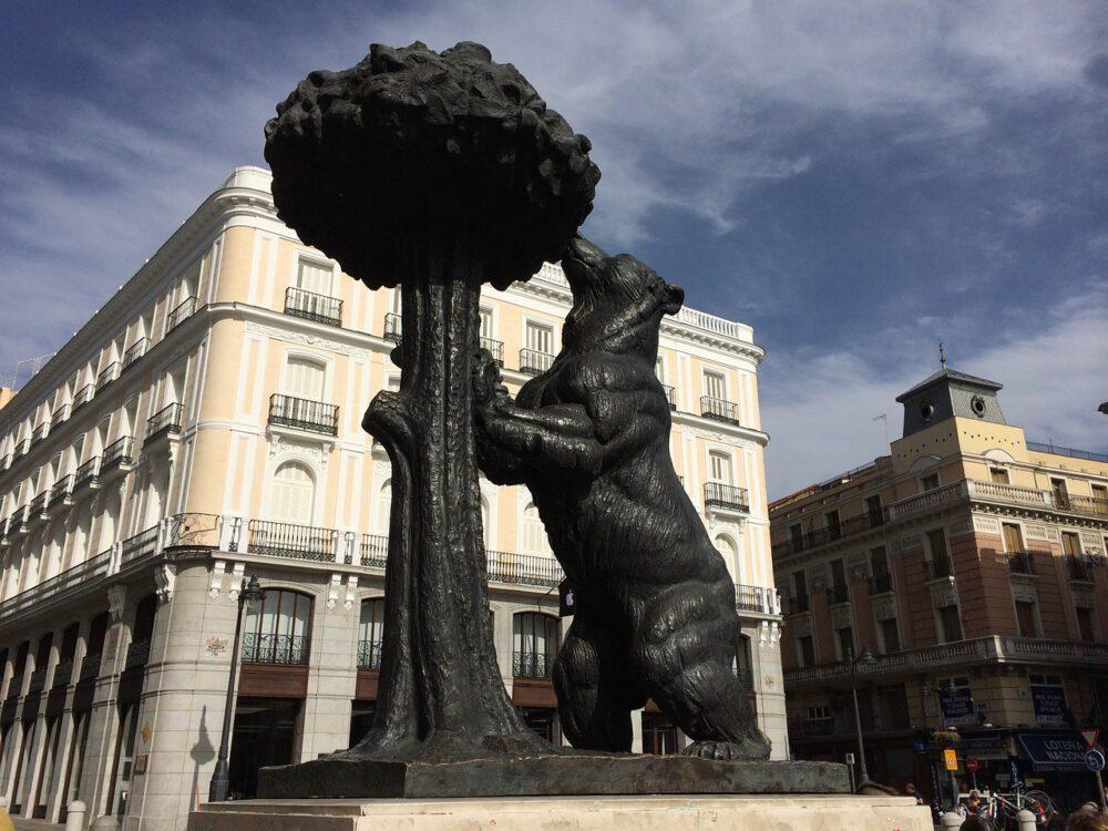 oso y madrono madrid