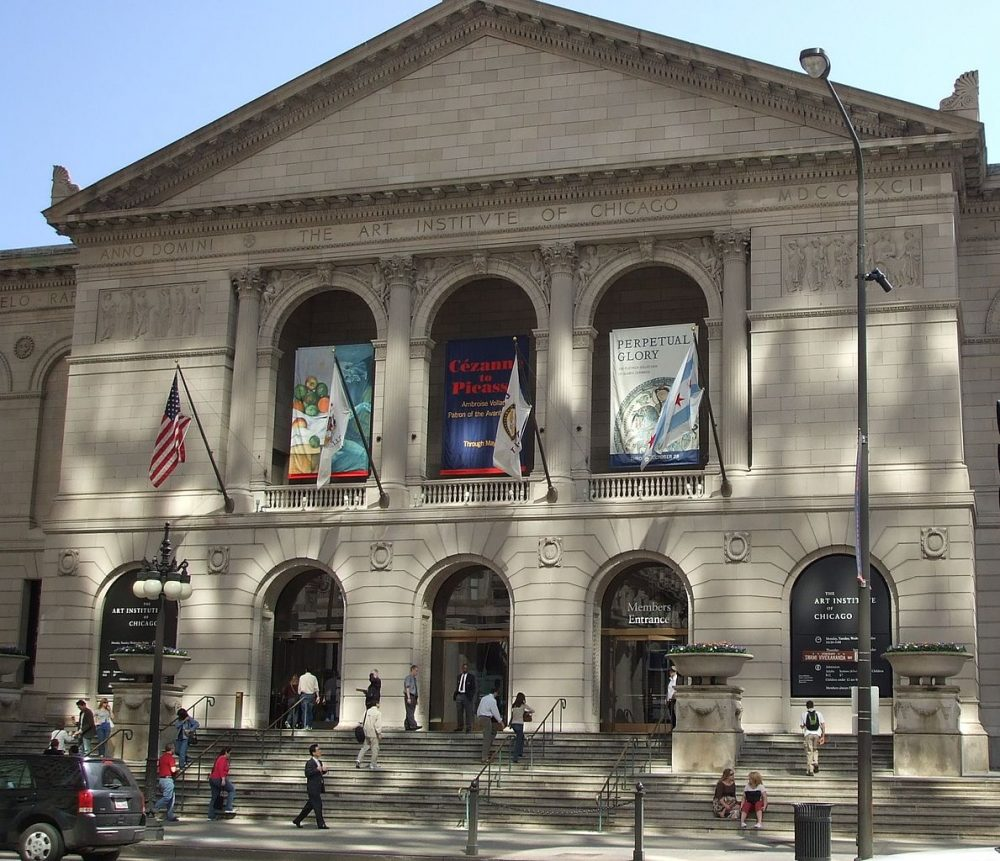 museo chicago foto